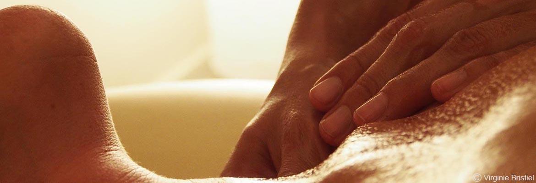 Ayurveda Âyu massage à l'huile Abhyanga Michèle Beck